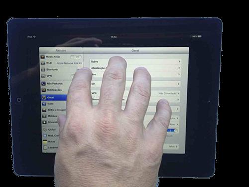 Segredos iOS - O gesto de fechar