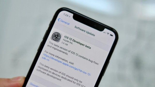 IOS 12 comprova a superioridade do sistema IOS